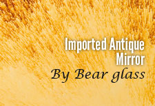 Imported Antique Mirror