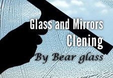 Glass & Mirror Cleaning