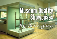 Museum Quality Showcases