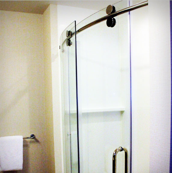 showerguard glass